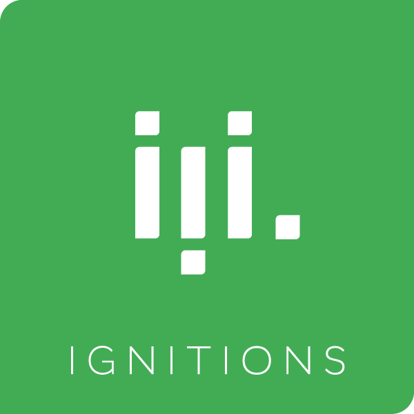 Ignitions. Business Insight Inspiring Change.